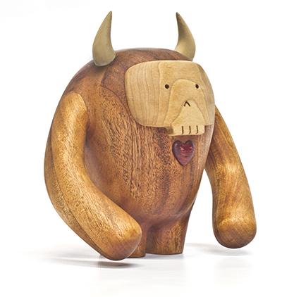 custom wood design los hermanos calavera