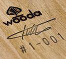 wooda stamp